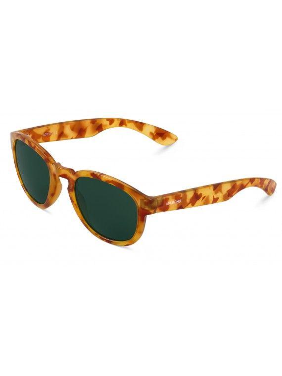 Óculos Peckam caramelo
