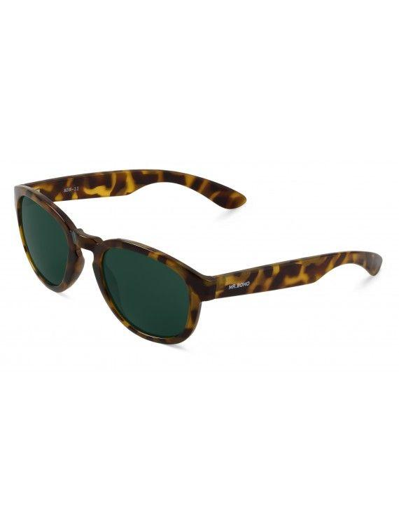Óculos Peckam padrão tartaruga de alto contraste