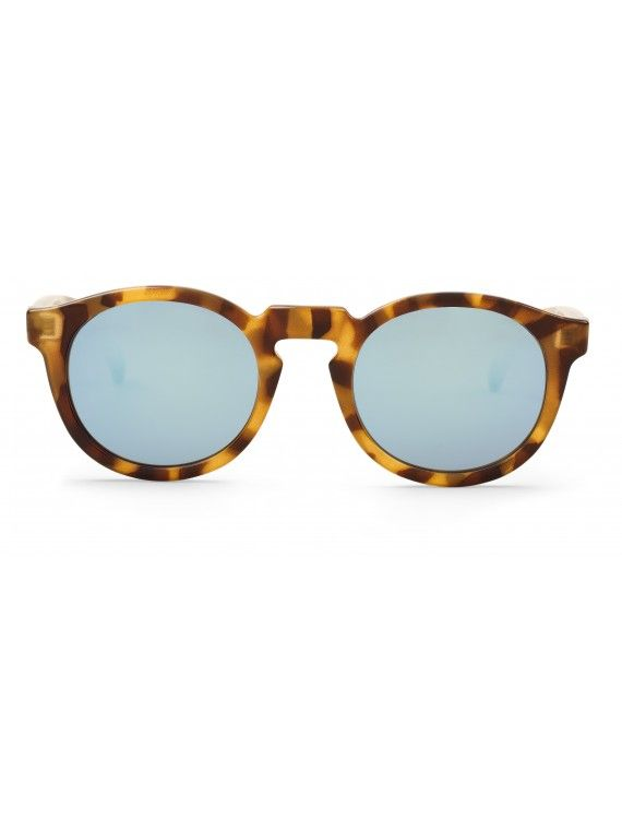 Óculos Jordaan padrão tartaruga