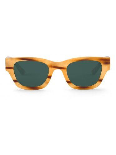 Óculos Kreuzberg com riscas orgânicas