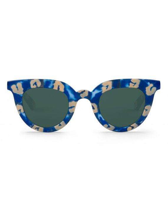 Óculos Hayes animalia azul