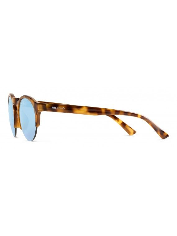 Óculos Born padrão tartaruga