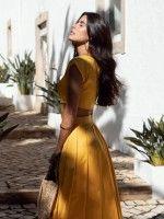 Top Amarelo
