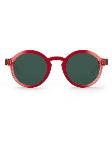 Óculos Dalston cereja