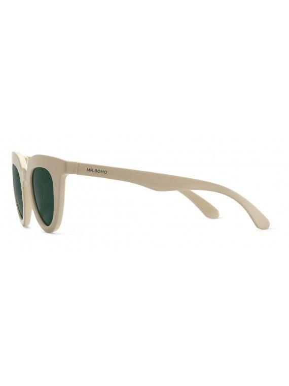 Óculos Hayes cremes