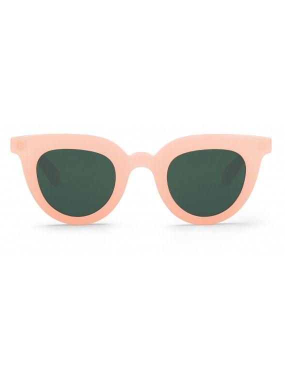 Óculos Hayes dourados