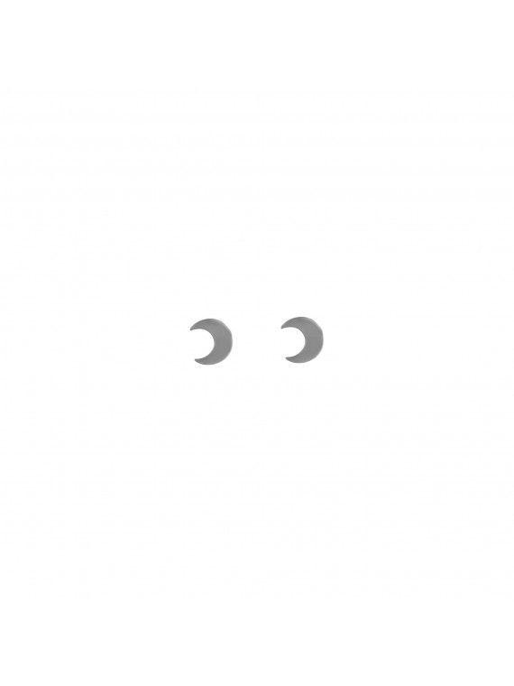 Brinco meia lua
