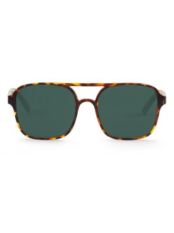 Óculos Oltrano padrão tartaruga e leopardo