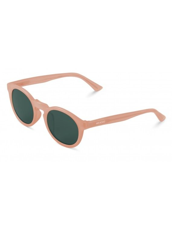 Óculos Jordaan pêssego